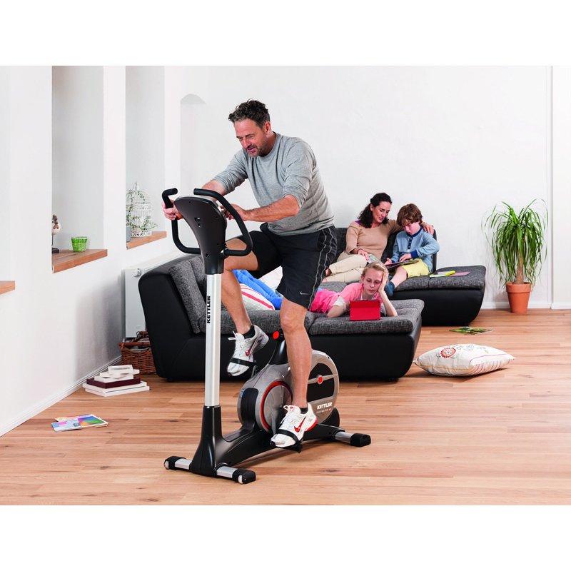 kettler ergometer e5 lichtgrau schwarz 795 00 dank fitness. Black Bedroom Furniture Sets. Home Design Ideas