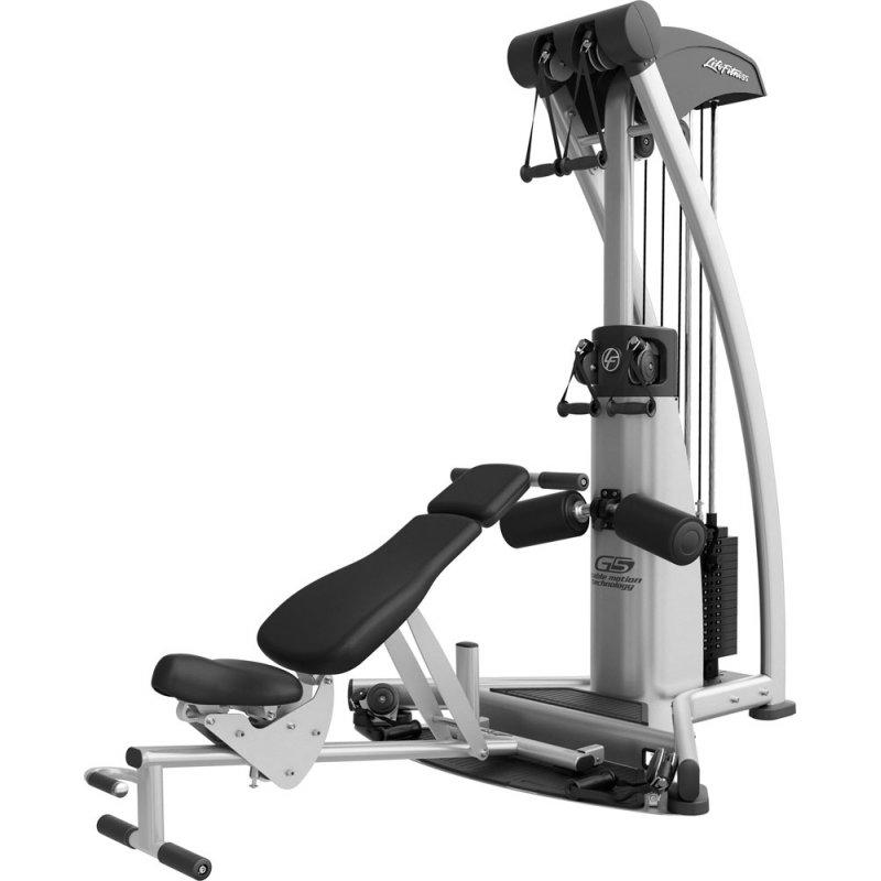 life fitness g5 gym system dank fitnessger te und. Black Bedroom Furniture Sets. Home Design Ideas