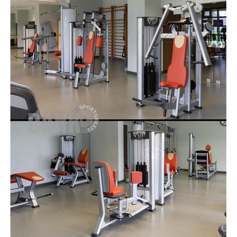 BH Fitness Gerätepark, Strength Line, 3 Jahre alt, gebraucht, Ra