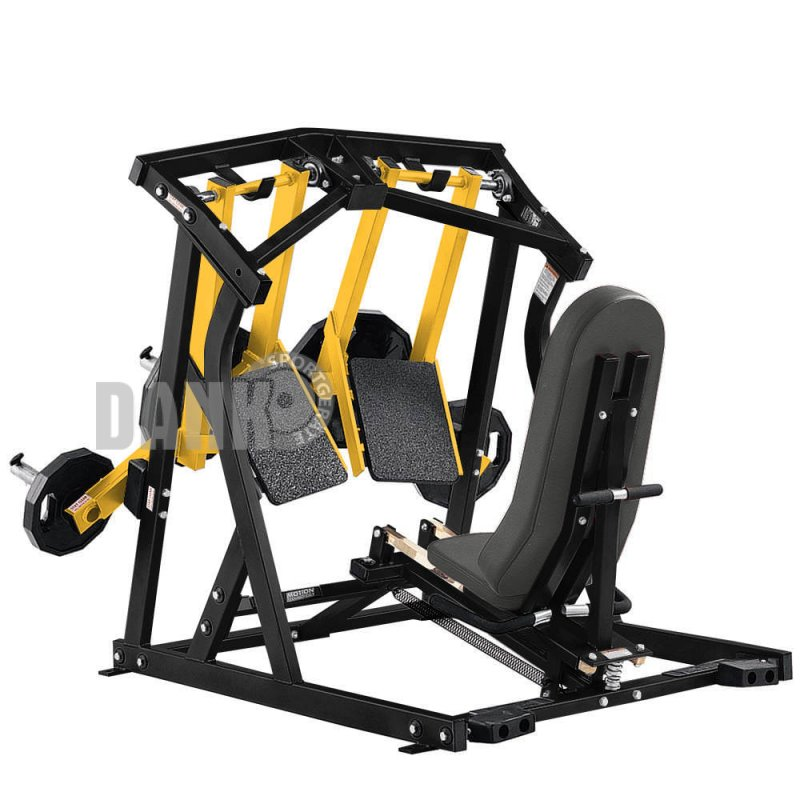 hammer strength plate loaded iso lateral leg press beinpresse neu. Black Bedroom Furniture Sets. Home Design Ideas