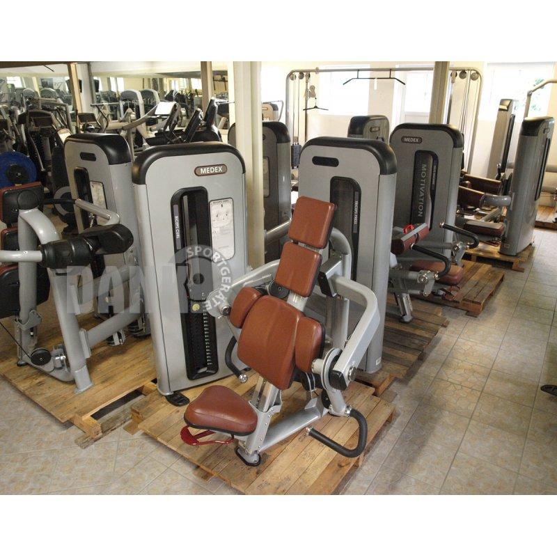 Fitnessstudio geräte  Komplette Fitnessstudio Einrichtung - Gerätepark mit über 4