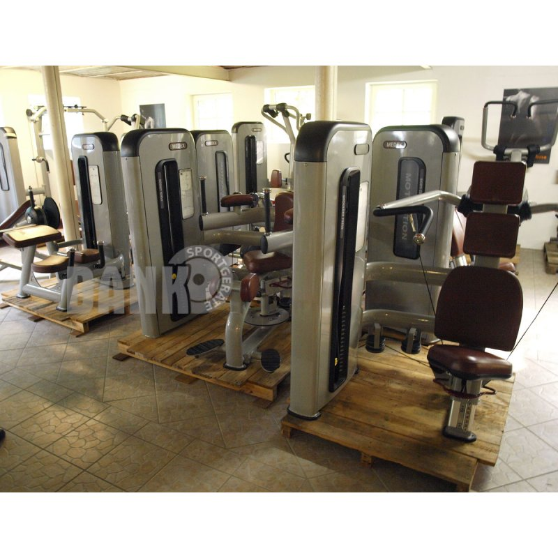komplette fitnessstudio einrichtung ger tepark mit ber 4. Black Bedroom Furniture Sets. Home Design Ideas