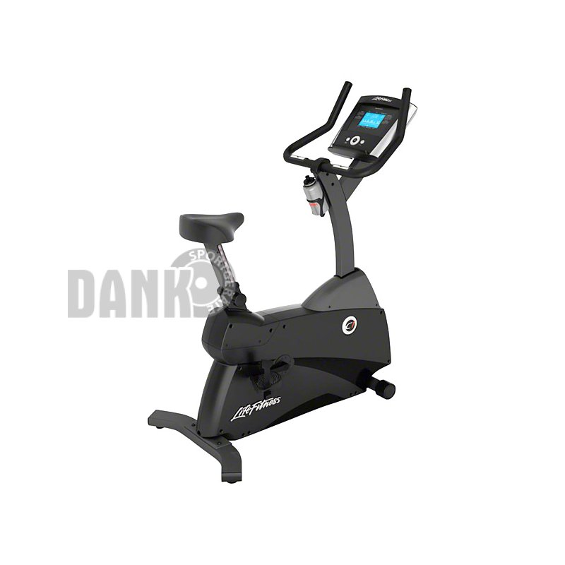 life fitness c1 ergometer mit go konsole 836 13 dank sportge. Black Bedroom Furniture Sets. Home Design Ideas