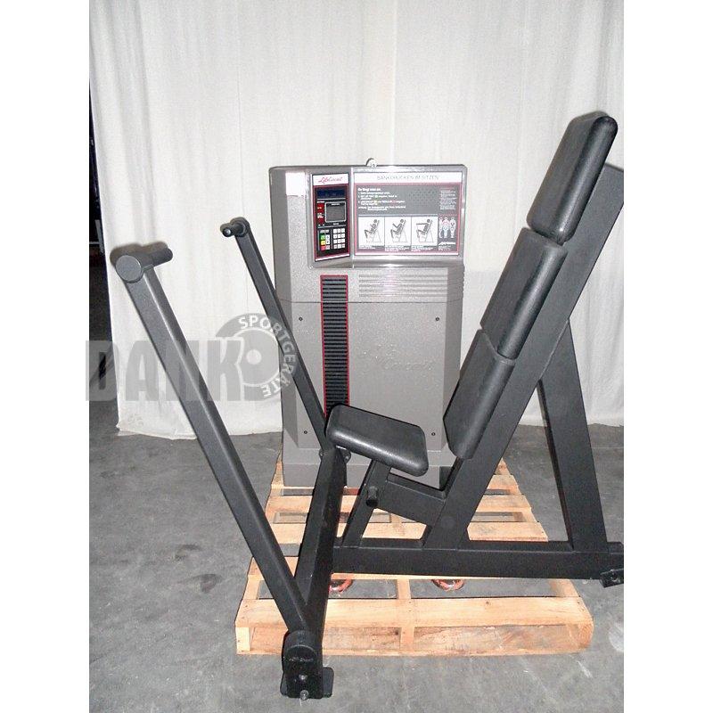 life fitness circuit ger tezirkel ii kraftger te gebrauch. Black Bedroom Furniture Sets. Home Design Ideas
