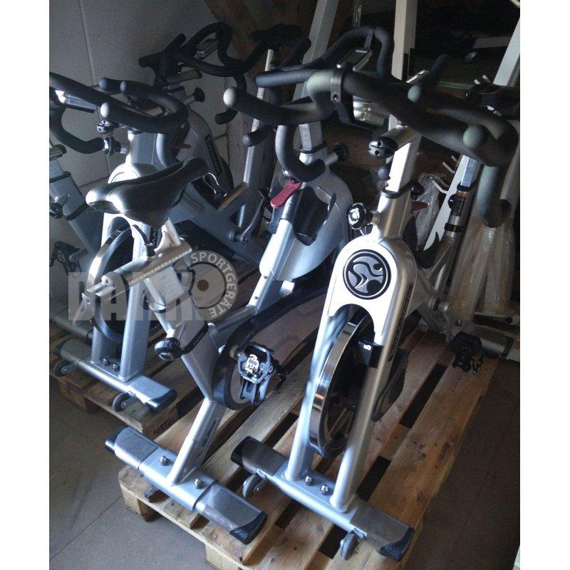 Tomahawk Indoor Cycle S-Serie, Silber, gebraucht - 15 Stück, 8.9