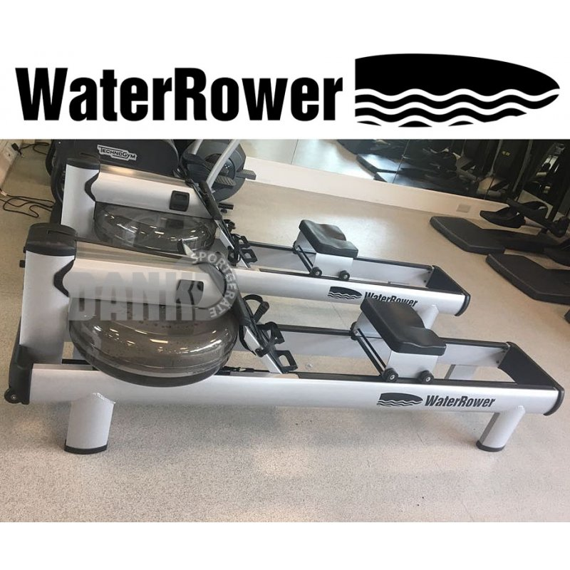 Waterrower M1 Hirise Rudergerät Wassertank 18 24 Monate Alt G